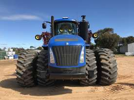 New Holland T9.670 FWA/4WD Tractor - picture0' - Click to enlarge