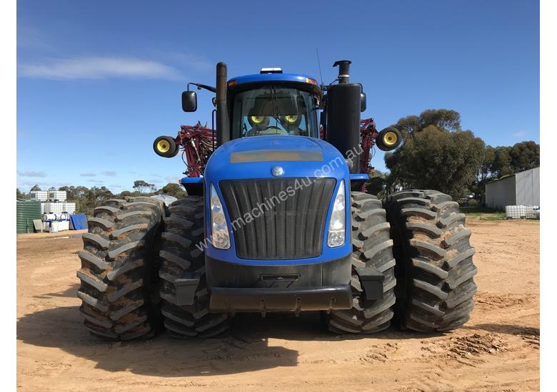New Holland T9.670 FWA/4WD Tractor
