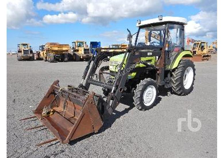 AGRISON 6063 MFWD Tractor