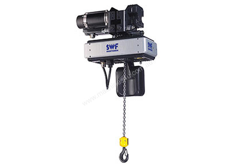 Electric Chain Hoists - All Quality Brands