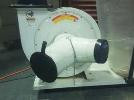 Leda CT-106 Mobile Dust Extractor - picture4' - Click to enlarge