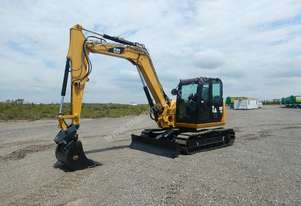 Unused 2018 CAT 308E2CR Mini Excavator