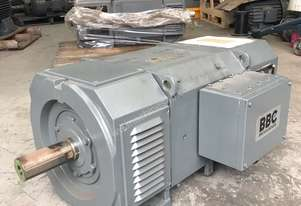 82 kw 110 hp 1374 rpm 200 frame DC Electric Motor