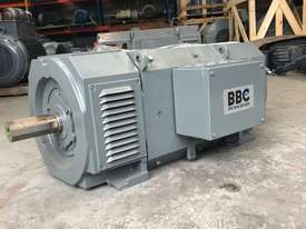 82 kw 110 hp 1374 rpm 200 frame DC Electric Motor - picture5' - Click to enlarge