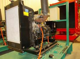 8kVA Used Perkins Open Generator  - picture0' - Click to enlarge