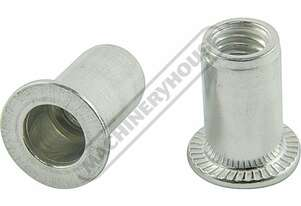 N015 Aluminium Nut Rivets - 50 Pack  M5 x 0.8mm