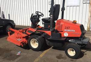 Used Kubota Ride on Mower Model F3690-AU-SN