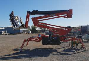 Bluelift 2211 - 22m Spider Lift