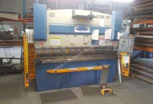 Steelmaster Press Brake SM-PB 70/2500 CNC