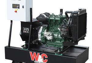 9.5kVA, Single Phase, Diesel Standby Generator with Lister Petter Engine