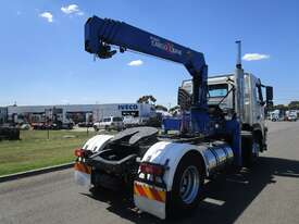 Volvo FM300 Crane Truck Truck - picture4' - Click to enlarge
