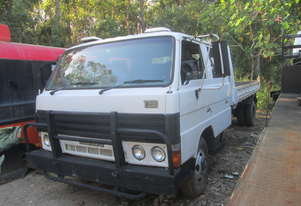 1987 Mazda T3500 - Wrecking - Stock ID 1533