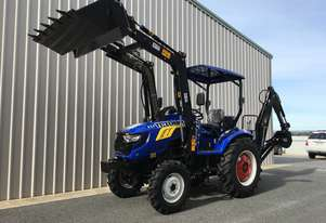 Brand New TRIDENT 40HP Tractor with 4in1 Bucket