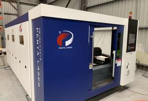 Penta SWING II 1kW Industrial Fiber Laser Cutting -  PRECITEC, YASKAWA **2019 Updated Pricing**