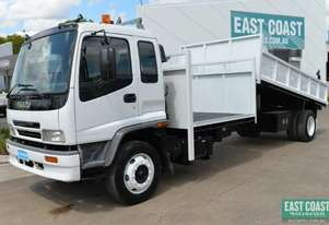2005 ISUZU FTR900 LONG Tipper