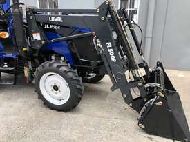 60HP 4WD ROPS TRACTOR WITH 4 IN 1 LOADER - picture0' - Click to enlarge