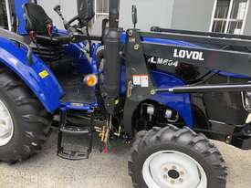 60HP 4WD ROPS TRACTOR WITH 4 IN 1 LOADER - picture1' - Click to enlarge