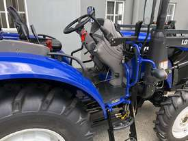 60HP 4WD ROPS TRACTOR WITH 4 IN 1 LOADER - picture2' - Click to enlarge