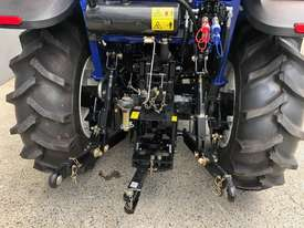 60HP 4WD ROPS TRACTOR WITH 4 IN 1 LOADER - picture6' - Click to enlarge