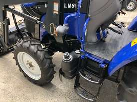 60HP 4WD ROPS TRACTOR WITH 4 IN 1 LOADER - picture11' - Click to enlarge