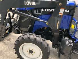 60HP 4WD ROPS TRACTOR WITH 4 IN 1 LOADER - picture12' - Click to enlarge
