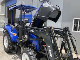 60HP 4WD ROPS TRACTOR WITH 4 IN 1 LOADER - picture20' - Click to enlarge