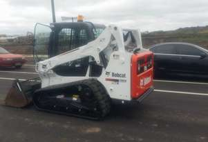 Bobcat T590 tracked skid steer November 2016 delivery