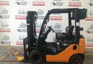 Toyota   Forklifts 8FD18