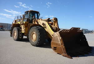 2015 Caterpillar 988K 4x4 Articulated Wheel Loader (CSI87)