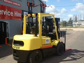 FORKLIFT HYSTER TOYOTA  CONTAINER MAST DIESEL - picture2' - Click to enlarge