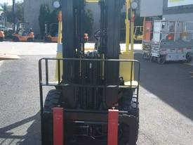 FORKLIFT HYSTER TOYOTA  CONTAINER MAST DIESEL - picture3' - Click to enlarge