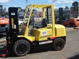 FORKLIFT HYSTER TOYOTA  CONTAINER MAST DIESEL - picture5' - Click to enlarge