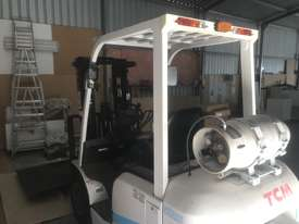 TCM Forklift 2.5Ton - picture4' - Click to enlarge