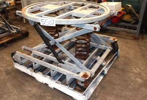 Mobile Spring Loaded Pallet Lifter, Safetech, Pali.