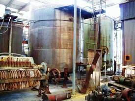 Vertical Tank 3500mm diameter x 3000mm deep