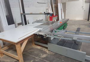 Panel Saw 3mtr sliding table with tilt and scribe