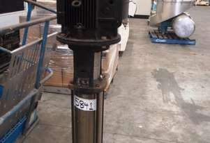 Grundfos Multistage Pump, IN/OUT: 65mm