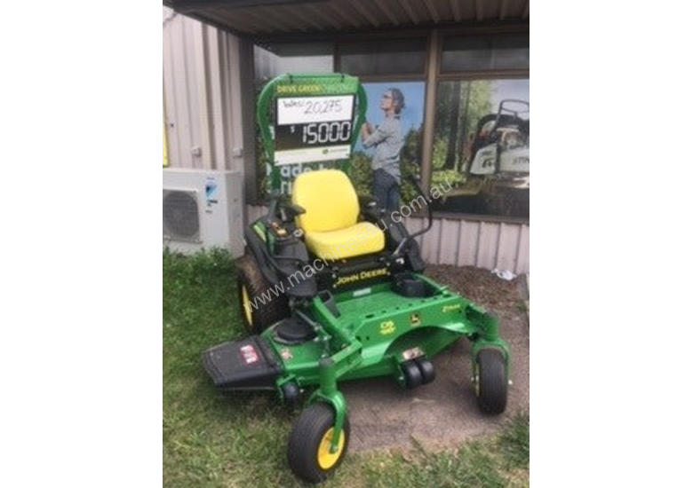 John Deere ZTRAK  Zero Turn Lawn Equipment