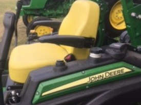 John Deere ZTRAK  Zero Turn Lawn Equipment - picture1' - Click to enlarge