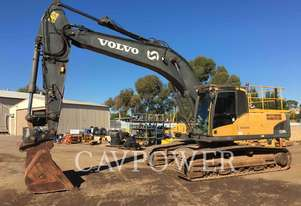 VOLVO CONSTRUCTION EQUIPMENT EC290CL Track Excavators