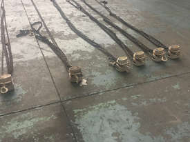 Nobles Rigmate Chain Hoist 0.5 Tonne x 6 metre chain 29686 - picture2' - Click to enlarge