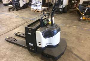 Electric Forklift Rider Pallet PE Series 2012
