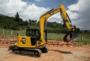 308 NEXT GENERATION MINI EXCAVATOR