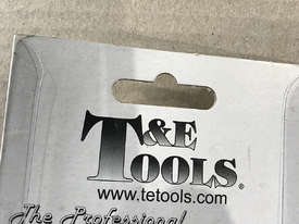 T & E Tools UNF / UNC Thread File No. 8008 - picture3' - Click to enlarge