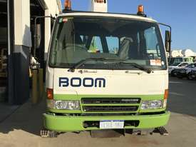 2005 MITSUBISHI FK600 Travel Tower Truck - picture1' - Click to enlarge