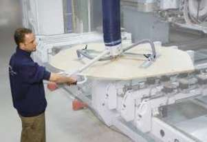 Sheet Vacuum lifts perfect for MDF
