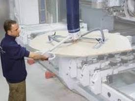 Sheet Vacuum lifts perfect for MDF - picture0' - Click to enlarge