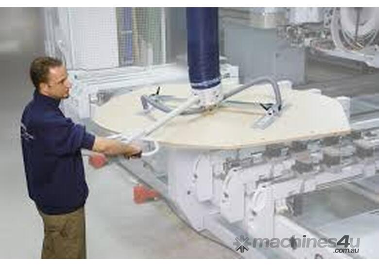 Sheet Vacuum lifts perfect for Sheet Metal