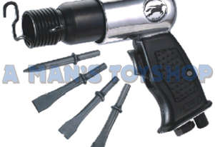 AIR HAMMER KIT 3000BPM 5 CHISEL 9PCE