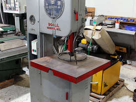 Doall ML Vertical Bandsaw - picture0' - Click to enlarge